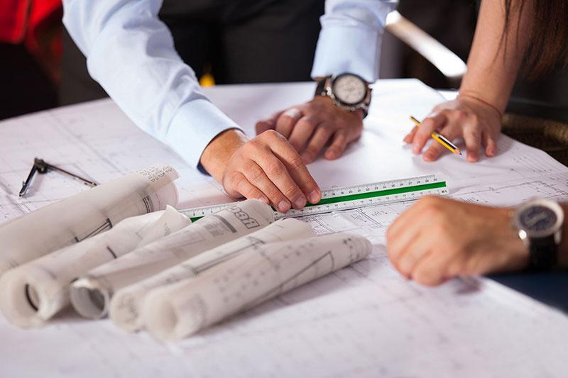Projektering og planlægning af byggeri