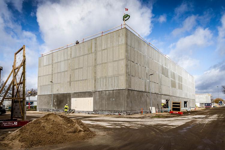 Rejsegilde på Large Scale Facility - DTU Risø