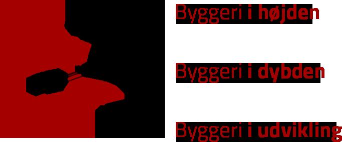 Byggefirma Vesti Olsen & Hansen logo forklaring