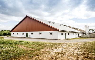 Byggemodning på Hold-an vej i Ballerup