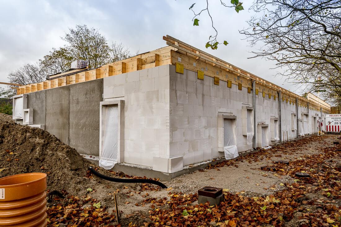 Byggeriet Fuglekær i Glostrup