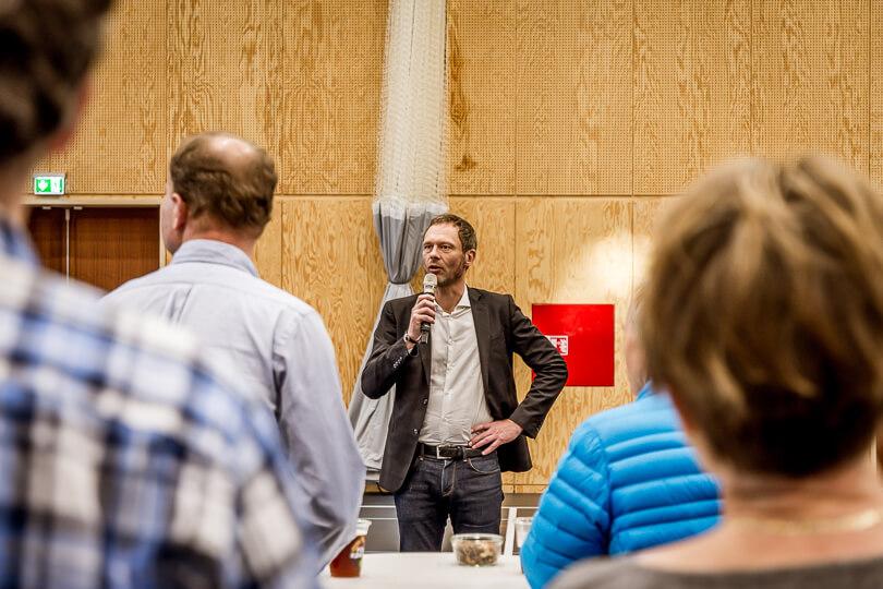 Kultur- og fritidsborgmester Carl Christian Ebbesen