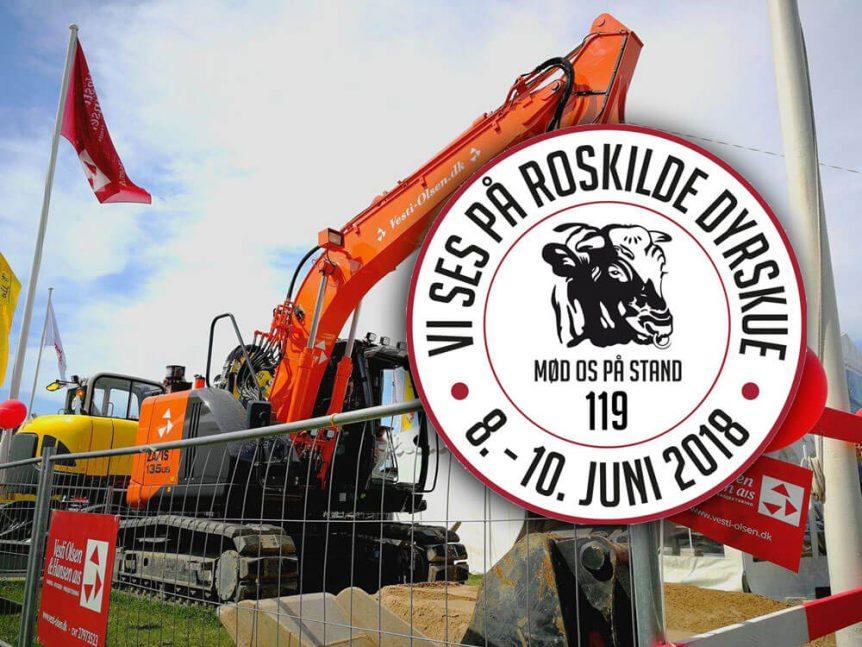 Roskilde Dyrskue 2018 reklame
