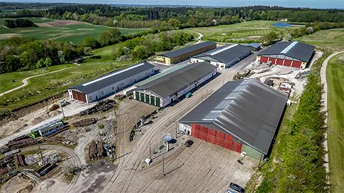 Sporvejsmuseet Skjoldenæsholm