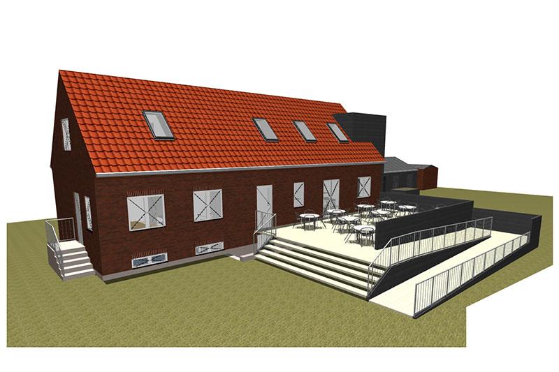 Fælleshus Lystoftegård