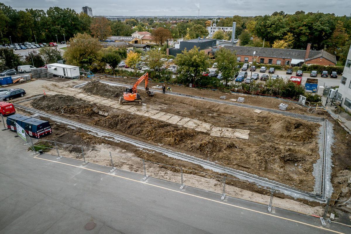 Nyt byggeri for Ferrosan i Søborg