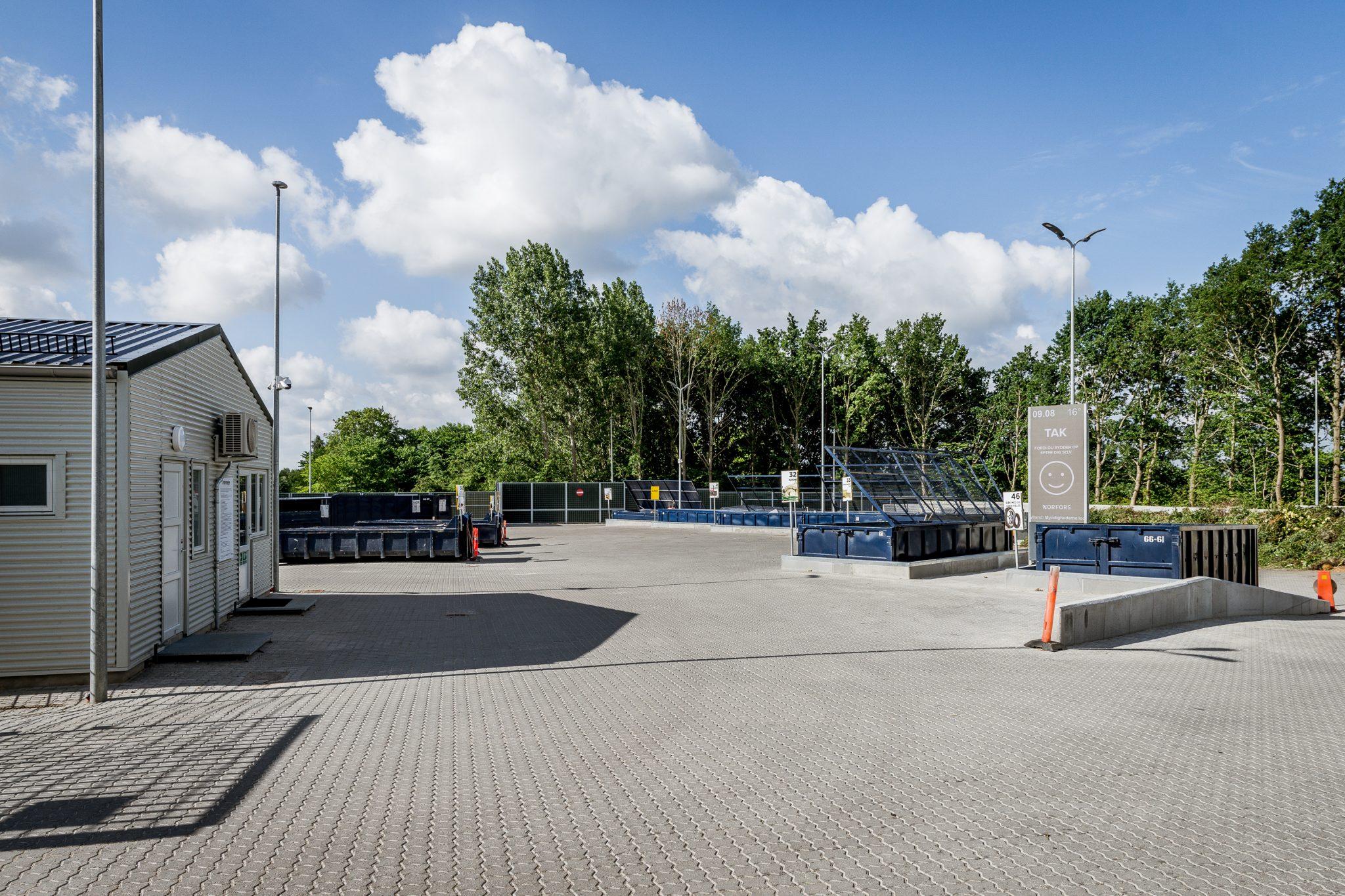 Billede af Renovering på Sjælsmarkvej i Hørsholm